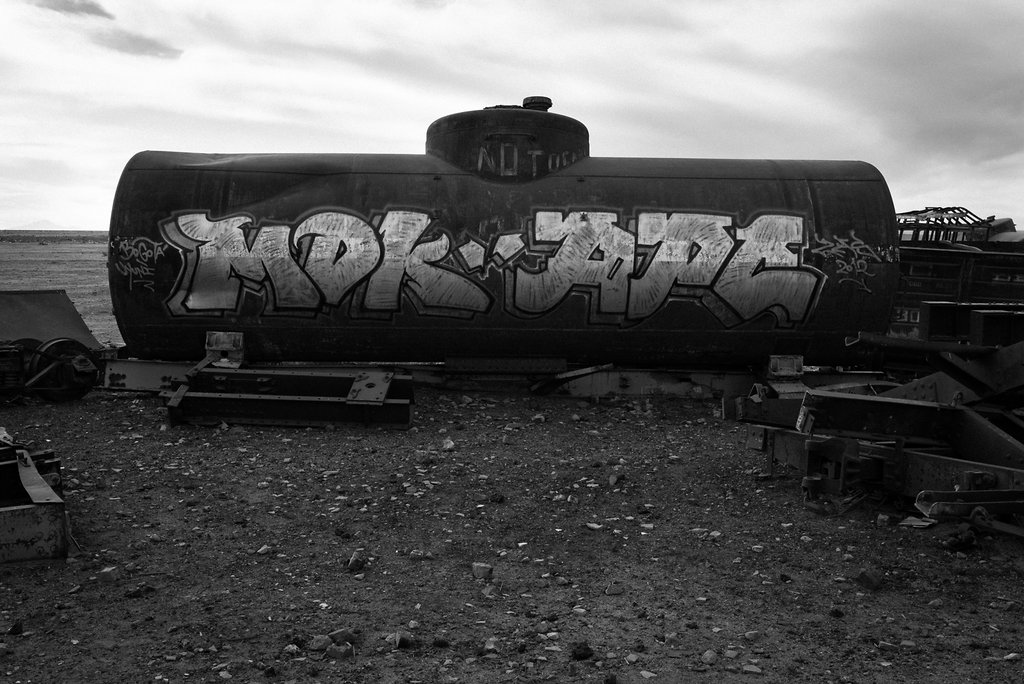 Of old trains